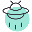 alien, flying, saucer, space, spaceship, ufo icon