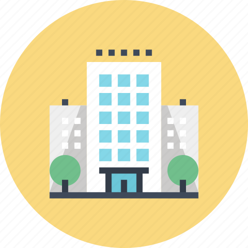 Building, city, hotel, office, service, tourism, travel icon - Download on Iconfinder