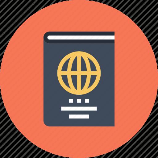Business, document, id, identification, international, passport, travel icon - Download on Iconfinder