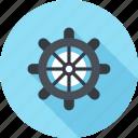 cruise, marine, sailboat, sailing, sea, travel, yacht icon