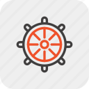 cruise, marine, sailboat, sailing, sea, travel, yacht icon