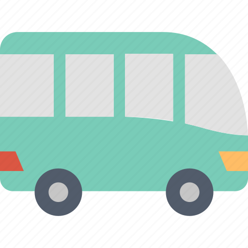 bus, drive, tourism, transportation, travel, trip icon
