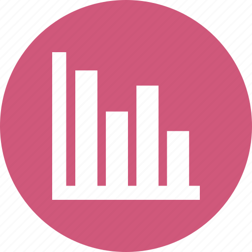 bar, chart, graph, report icon