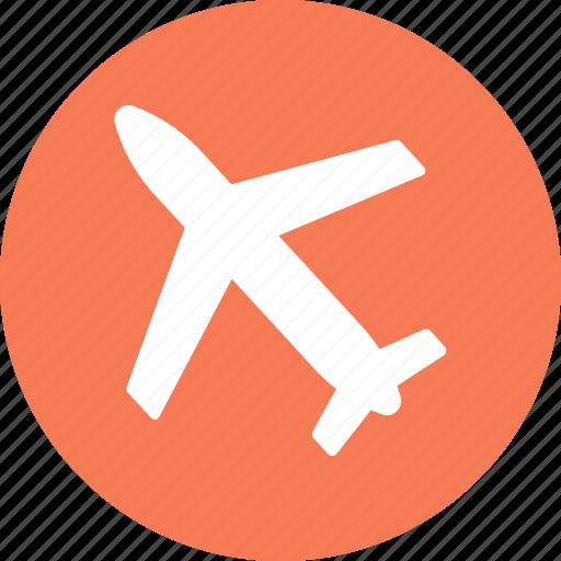 plane, start, takeoff, travel icon