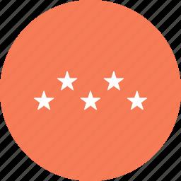 hotel, hotel stars, rating, star icon