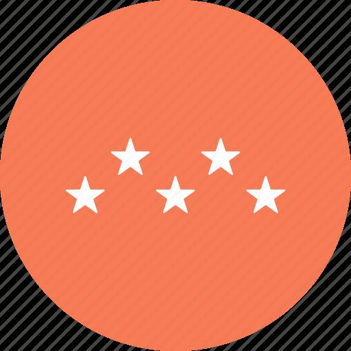 Rating, hotel, star, hotel stars icon