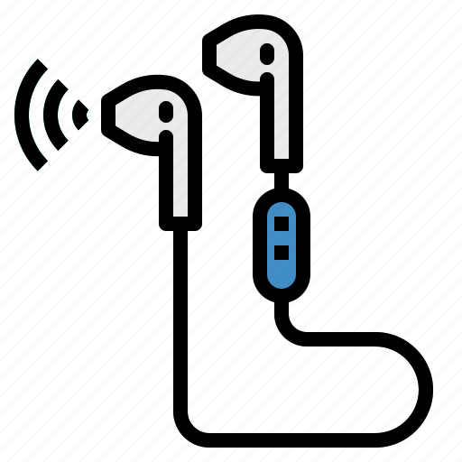 audio, earphone, headphones, sound, technology icon