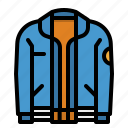 cloth, coat, garment, jacket, overcoat