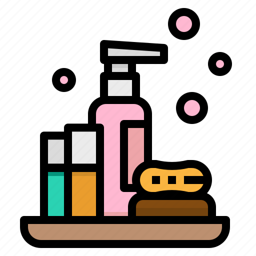 Baby, bathing, kid, shampoo, soap icon - Download on Iconfinder