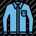 clothes, clothing, fashion, male, tshirt icon