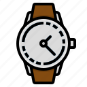 clock, time, timer, watch, wristwatch icon