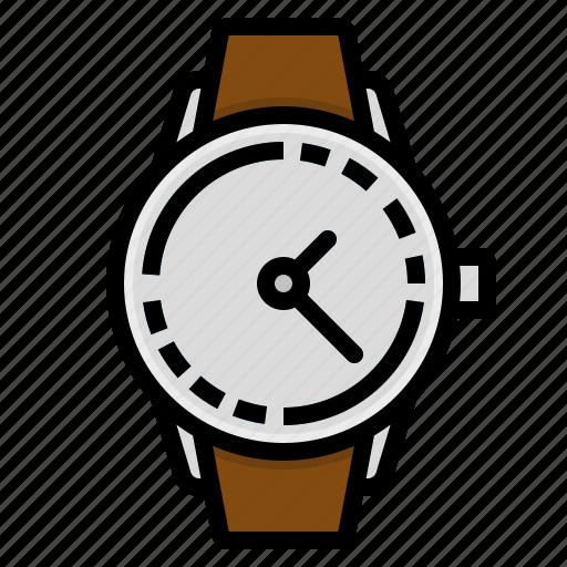 clock, time, timer, watch, wristwatch icon