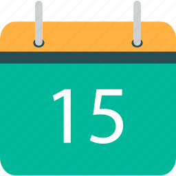 calendar, date, day, event, plan, schedule, timer icon