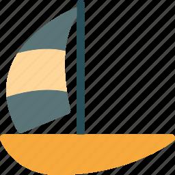 boat, ship, shipping icon