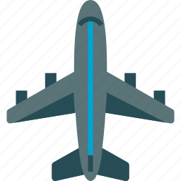 aeroplane, air plane, flight, fly, plane icon