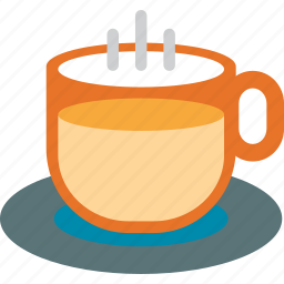 beverage, coffee, cup, cup of tea, drink, hot, tea icon