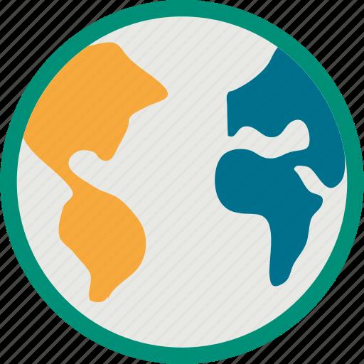 global, international, internet, network, web, world globe icon