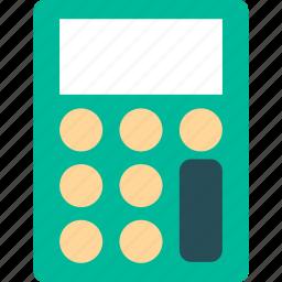 accounting, calc, calculate, calculation, calculator, finance, financial icon