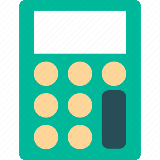 Calculator, accounting, calc, calculate, calculation, finance, financial icon - Download on Iconfinder