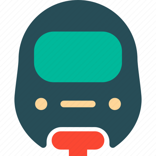 train, transport, transportation, travel, vacation, vehicle icon