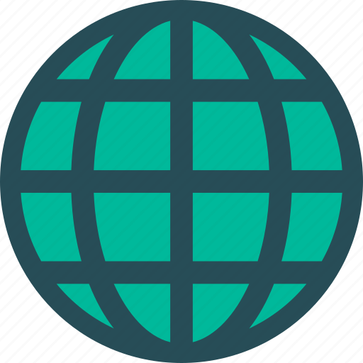 communication, global, international, internet, network, web, world globe icon