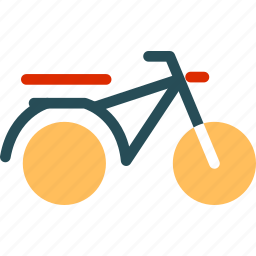 bicycle, cycle, cycling, transport, transportation, travel, vehicle icon