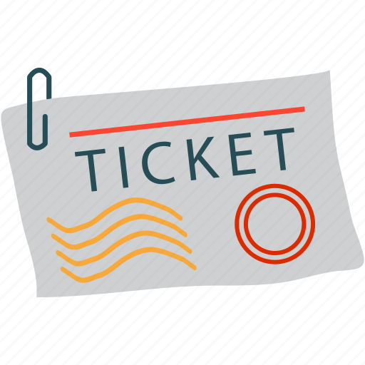 badge, coupon, stamp, ticket icon