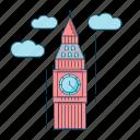 big ben, london, uk, united kingdom