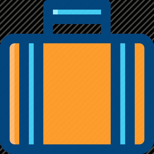 bag, baggage, luggage, tourist, travel icon