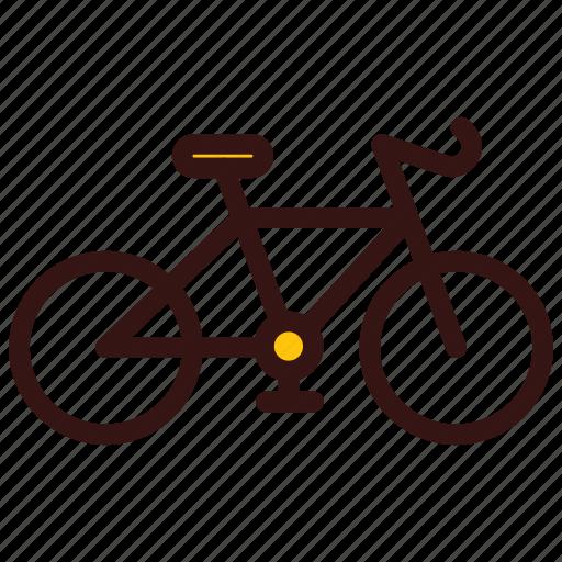 bicycle, bike, mountain bike, sport, transportation, travel icon