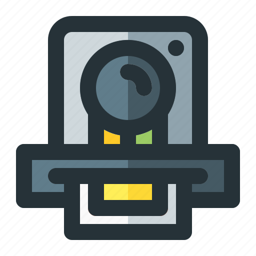 camera, instant, photo, photography, video icon