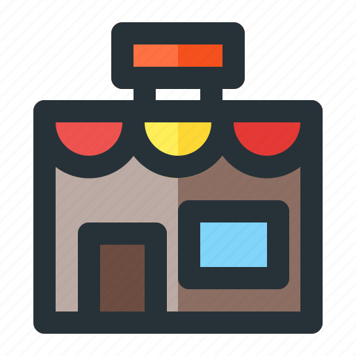 Business, market, shop, store icon - Download on Iconfinder