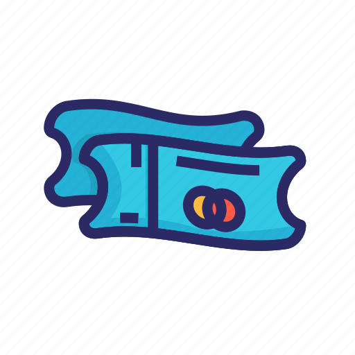 concert, coupon, entertainment, event, holiday, ticket, ticket icon icon