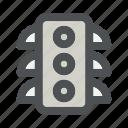 light, traffic, travel icon