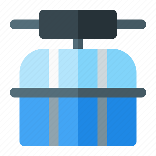 Cabin, cable, cable car cabin, car, transport, vehicle icon - Download on Iconfinder