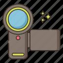digital camera, recorder, handycam, camcorder, camera