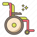 disability, disabled, disabled friendly, wheelchair icon