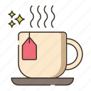 beverage, drink, hot, hot tea icon