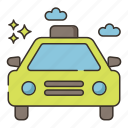 cab, grab, taxi, uber icon