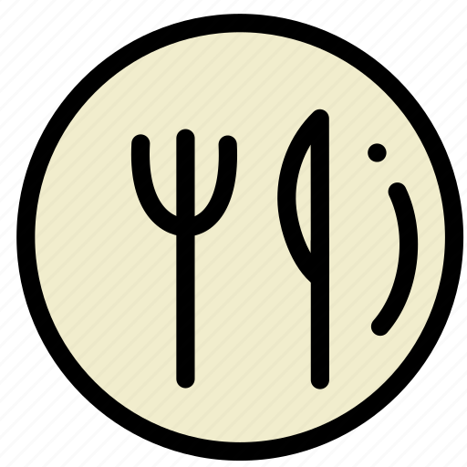 eat, food, kitchen, meal, restaurant icon