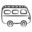 van, transport, bus, travel, automobile