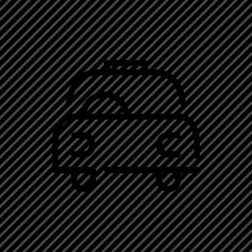 cab, hire, taxi, taxi cab icon