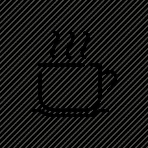 beverage, cafe, coffee, hot, tea icon