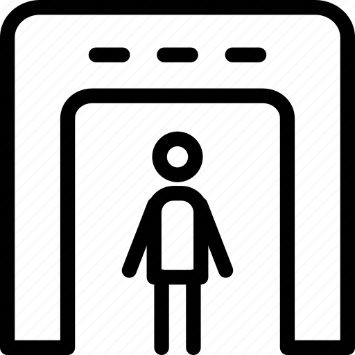 conveyor, elevator, lift, man in elevator, man in lift icon