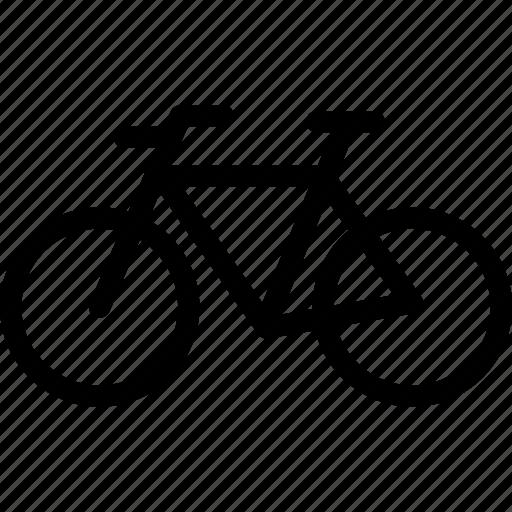 bicycle, bike, cycle, pedal bike icon