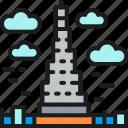 arab, burj, emirates, khalifa, landmarks, statue, united icon