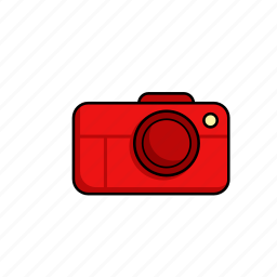 camera, digital, flash, photography icon