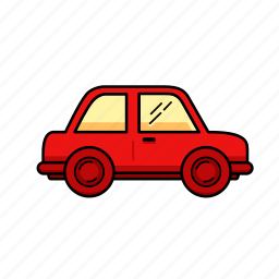 auto, car, drive, transport, vehicle icon