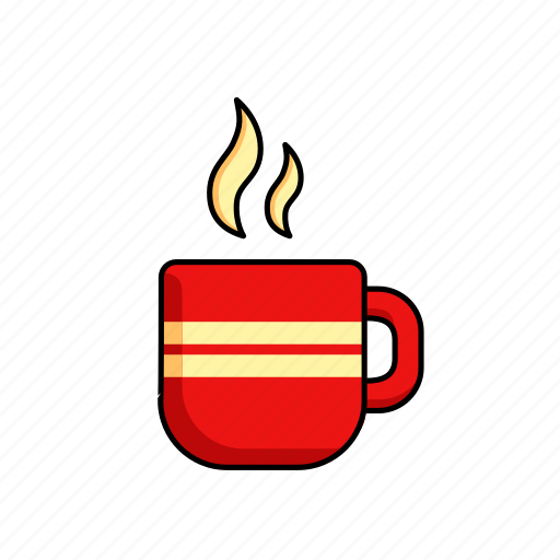beverage, coffee, cup, drink, espresso, hot, mug icon
