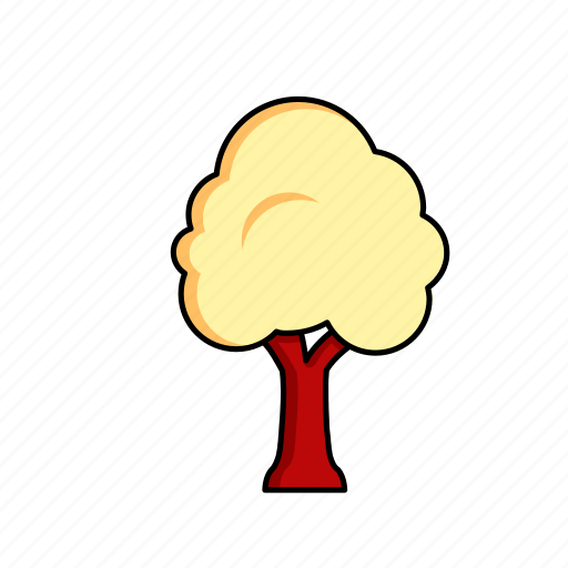 forest, nature, plants, tree icon